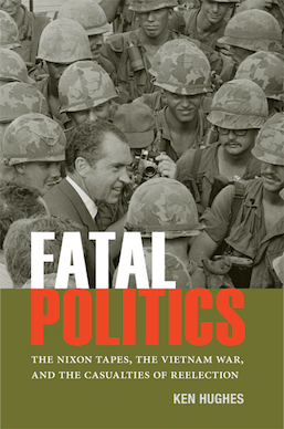 Fatal Politics cover